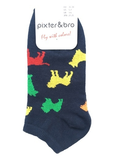 Pixter&Bro Çorap Lacivert